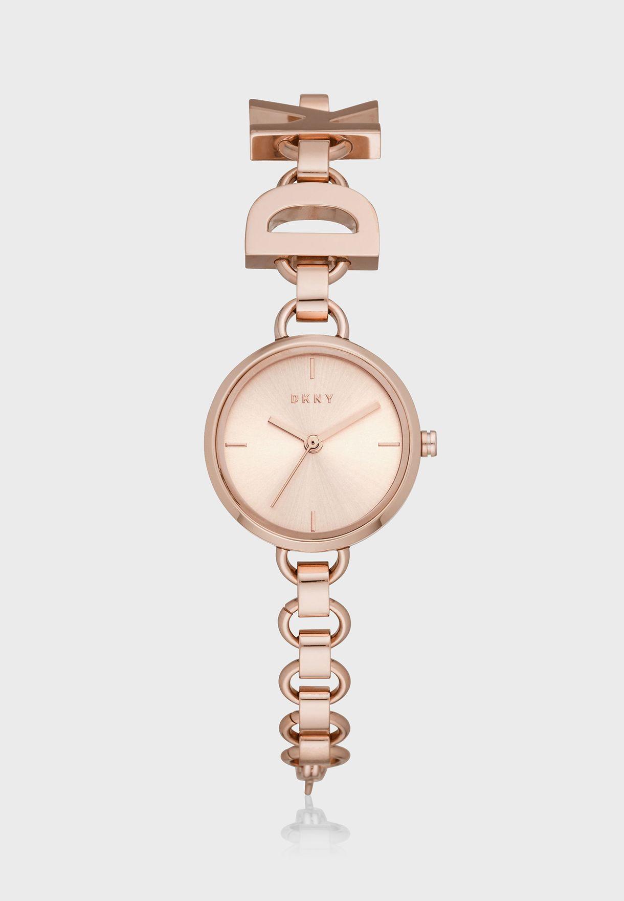Soho Steel Strap Watch