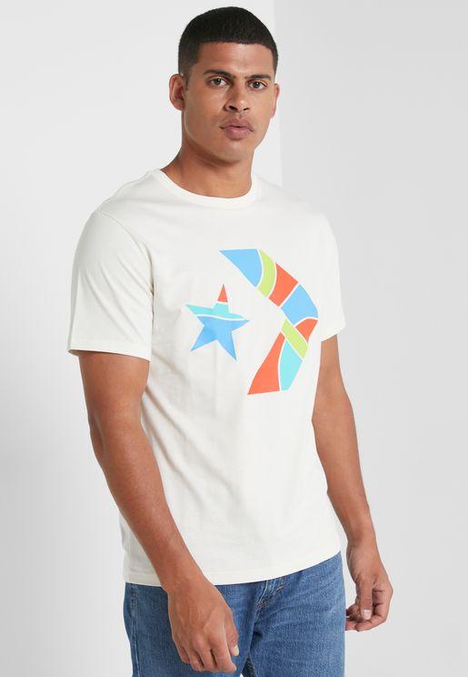 Peace And Unity Short Sleeve T-Shirt