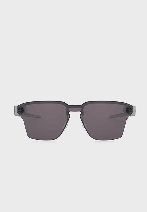 0OO4139 Wayfarer Sunglasses