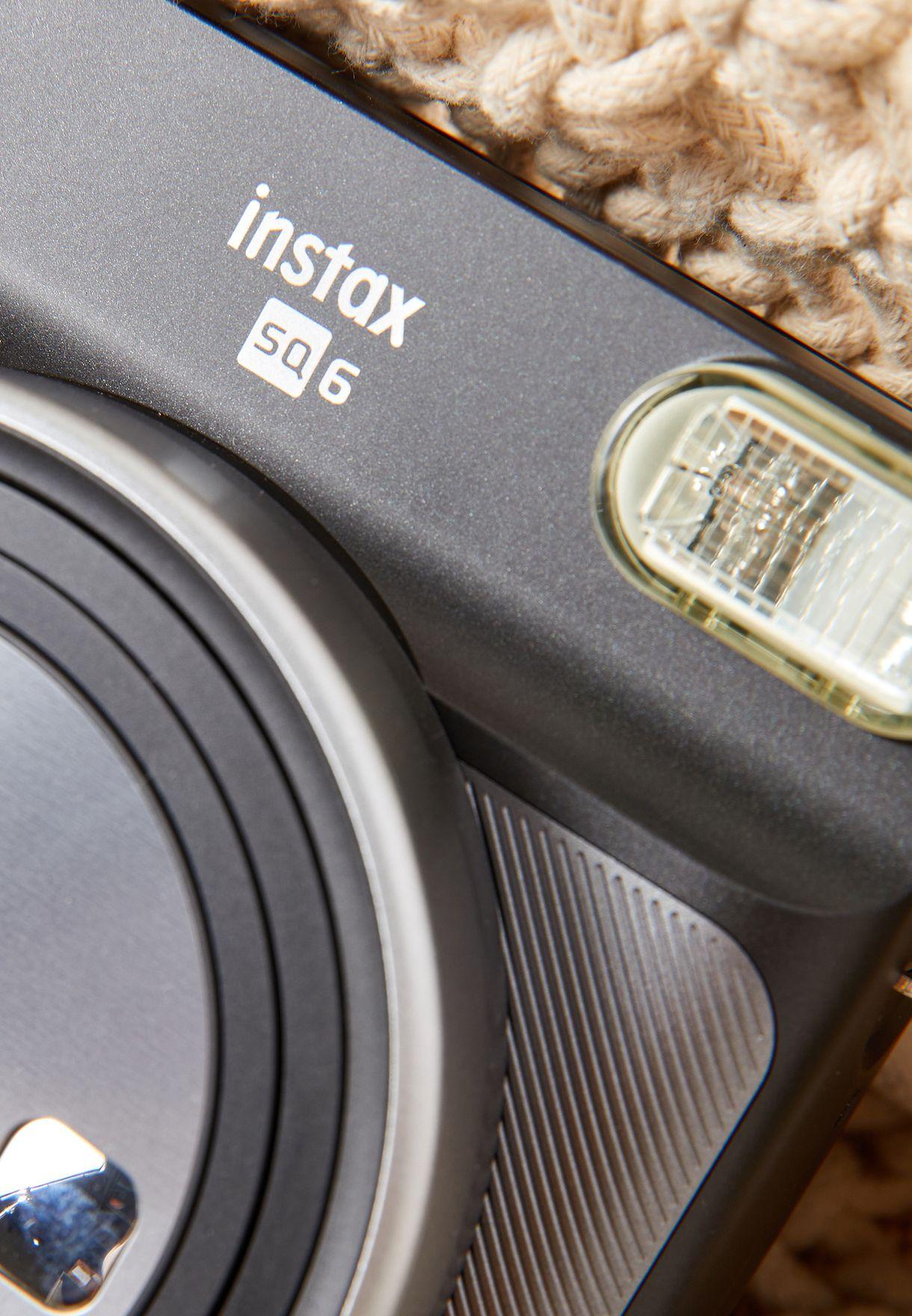 Instax SQ6 Square Camera + Case