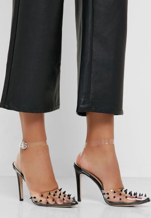 Chalice Ankle Strap Sandal