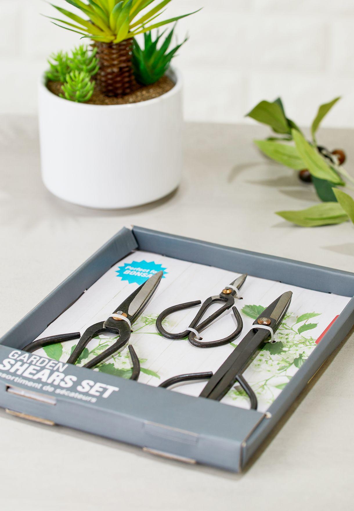 3 Pack Garden Scissor