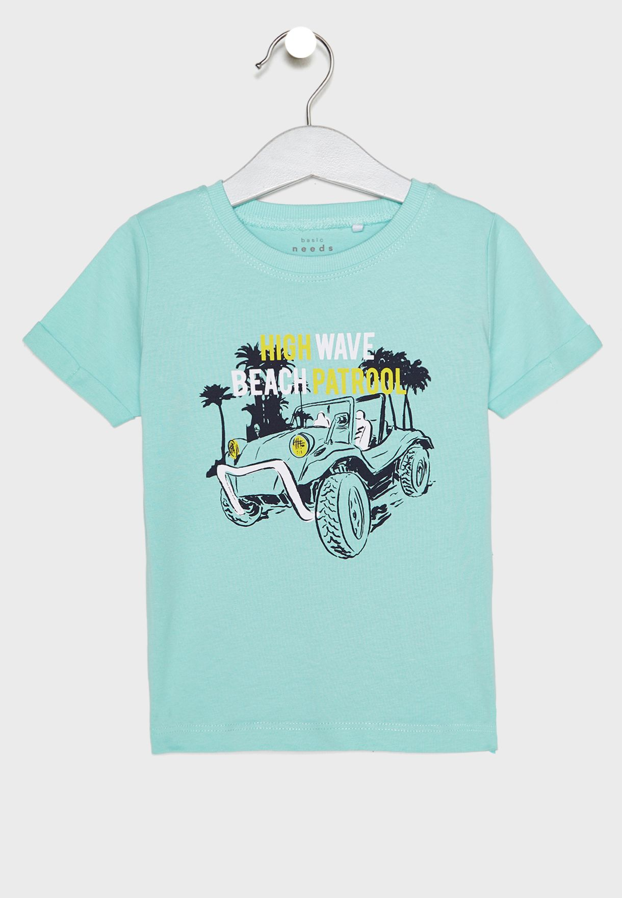 Kids Slogan T-Shirt