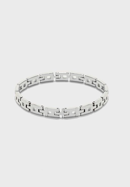 Logo Adjustable Bracelet