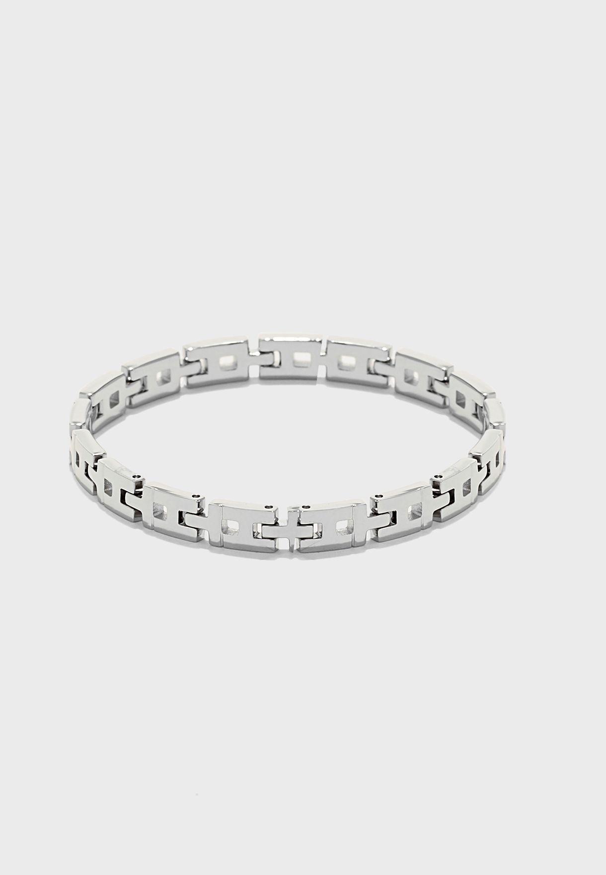 Logo Adjustable Bracelet