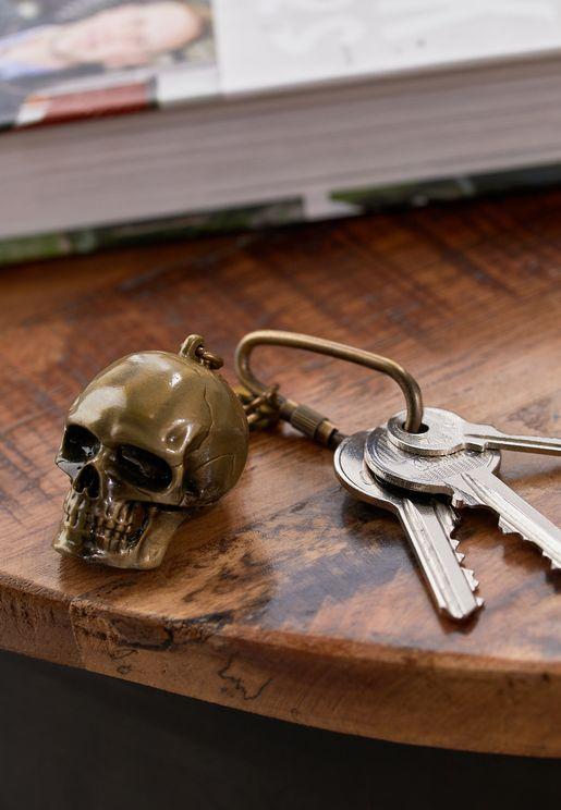 سلسلة مفاتيح جمجمة