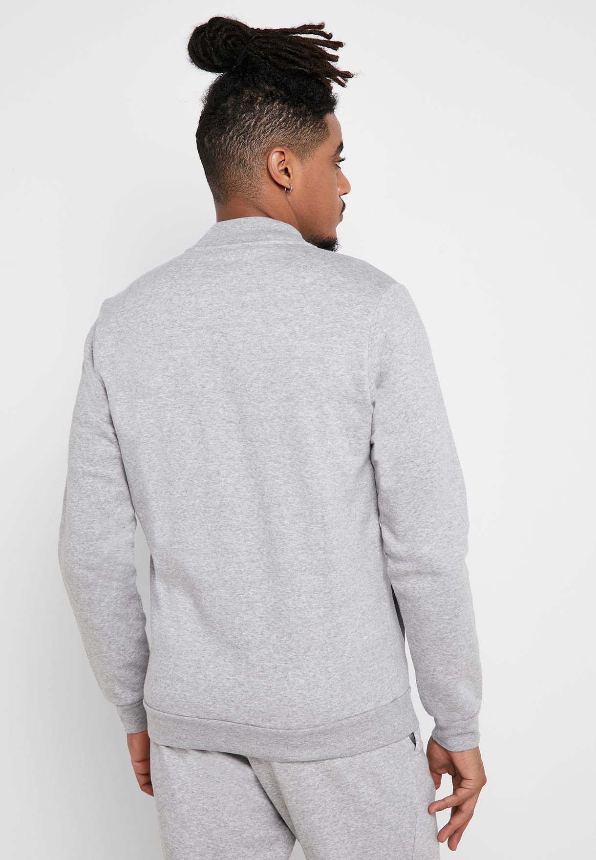 Essential Camo Linear Logo Sweatshirt
