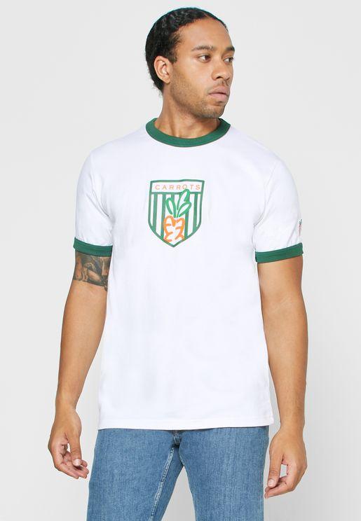 Shield Ringer T-Shirt