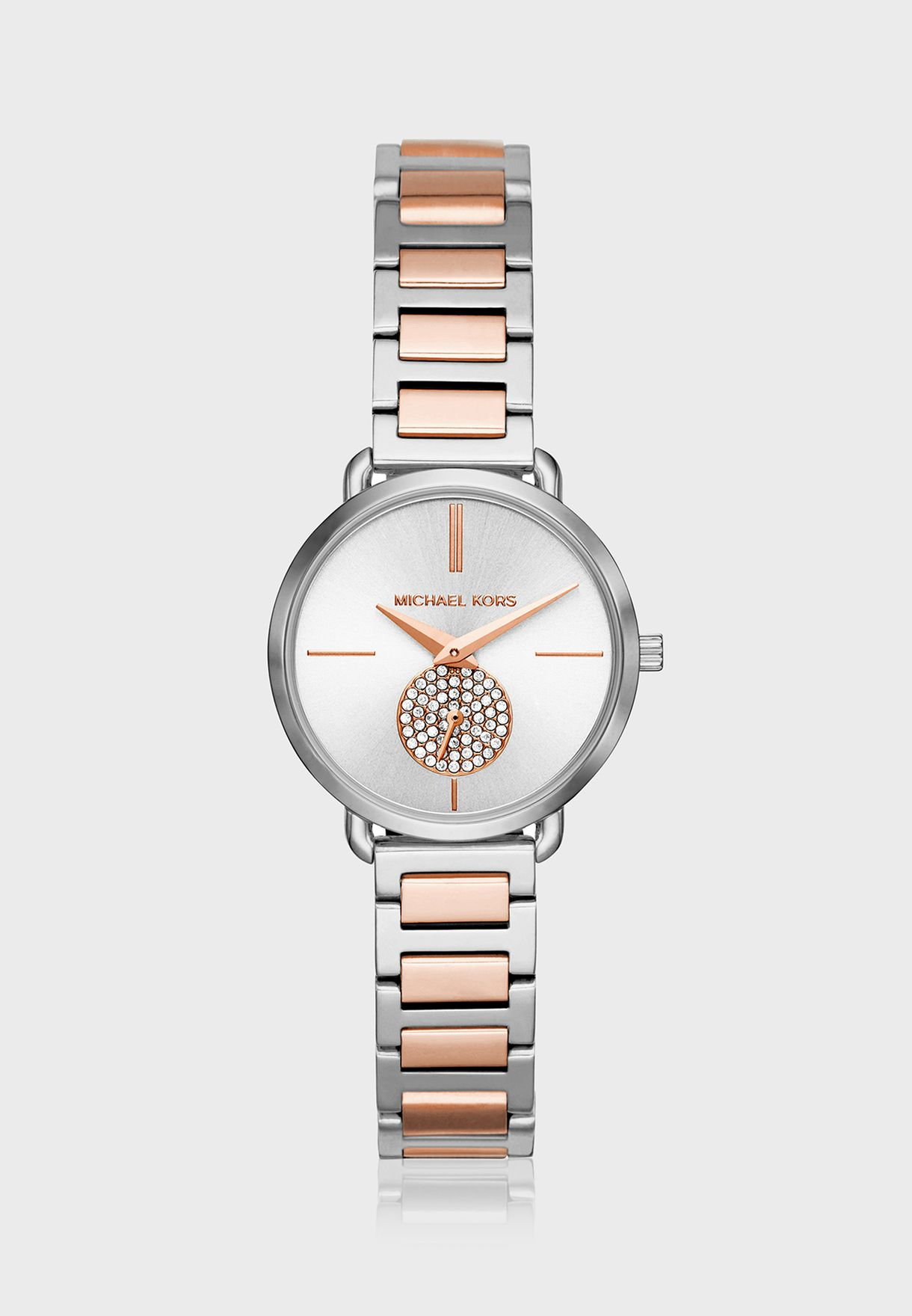 MK4453 Portia Analog Watch