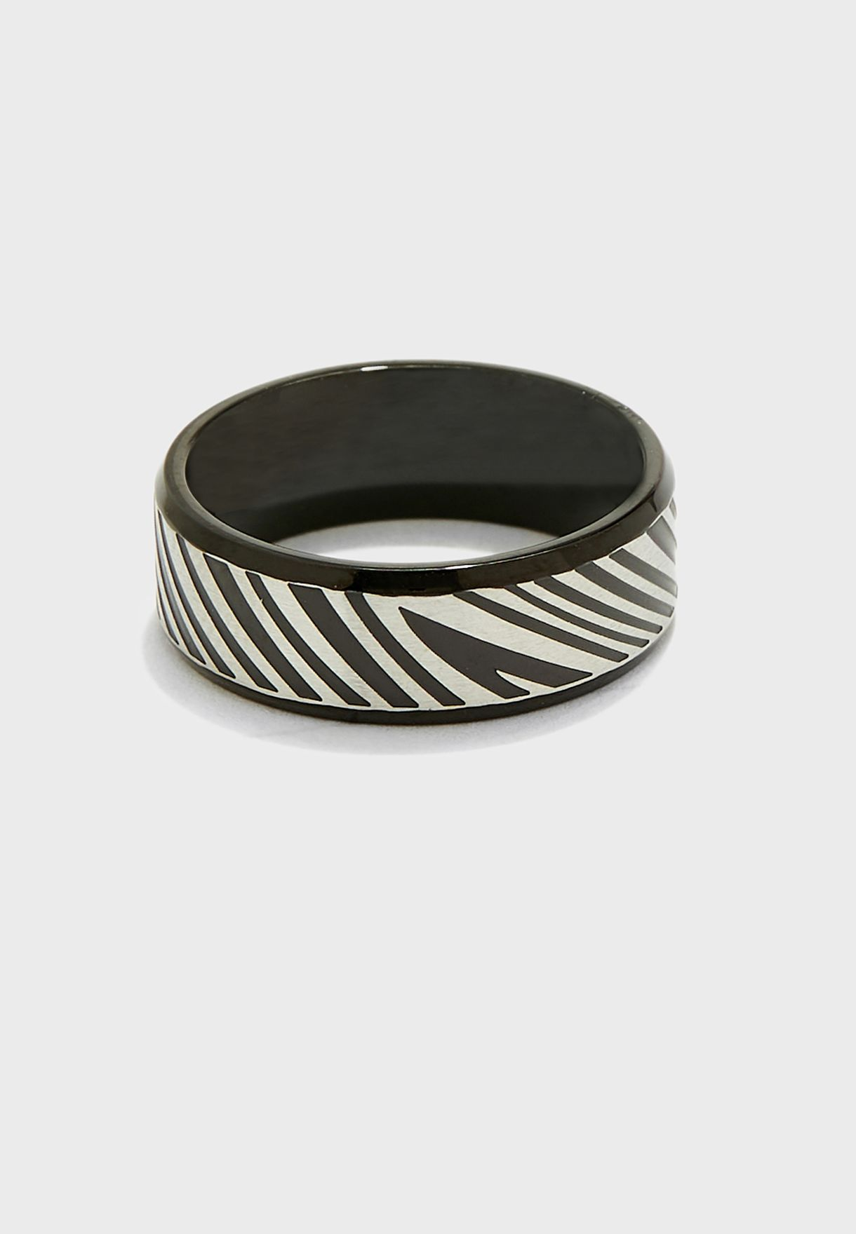 خاتم كاجوال سميك