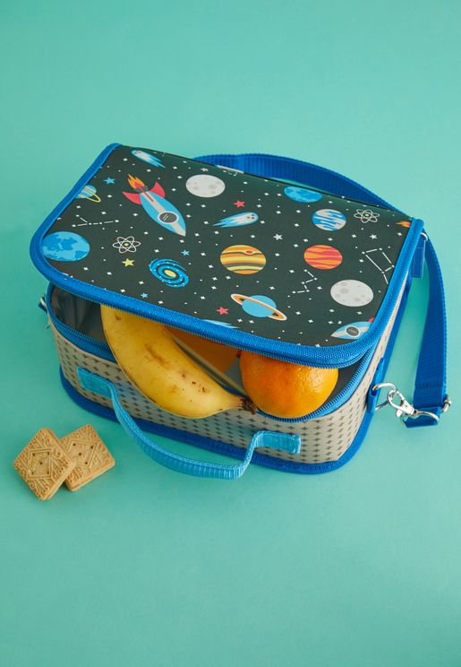 Kids Space Lunch Box