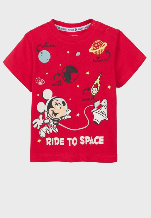Infant Mickey Mouse T-Shirt
