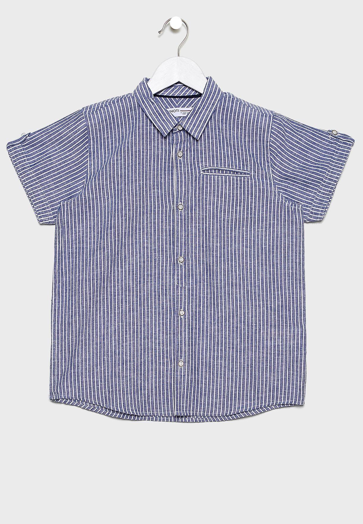 Teen Striped Shirt