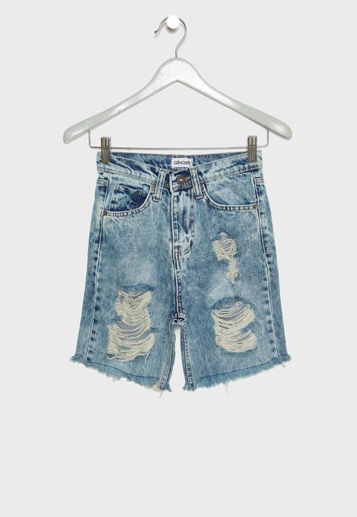 816f051984 Denim Shorts for Women | Denim Shorts Online Shopping in Dubai, Abu ...