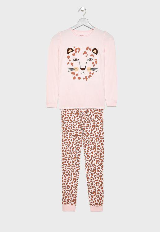 Kids Ruby Pyjama Set