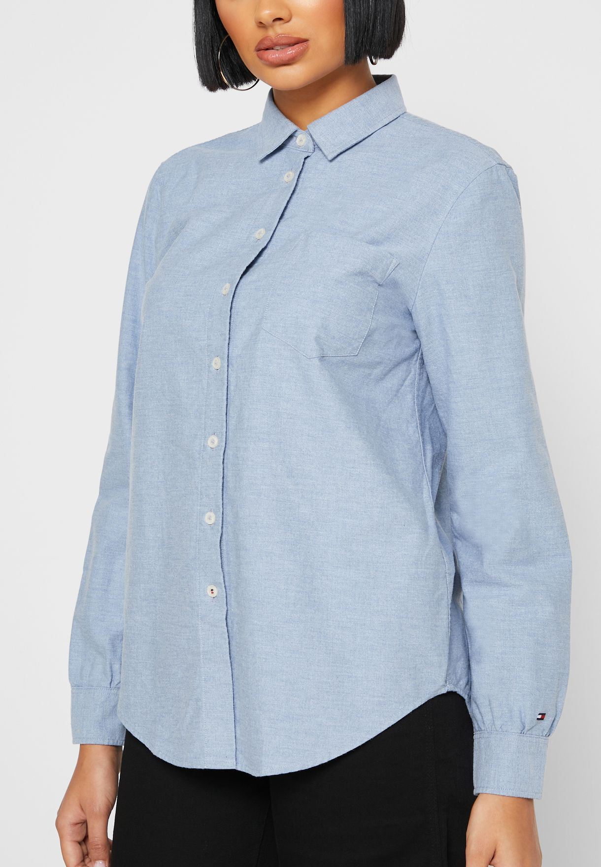 Recycled Oxford Shirt