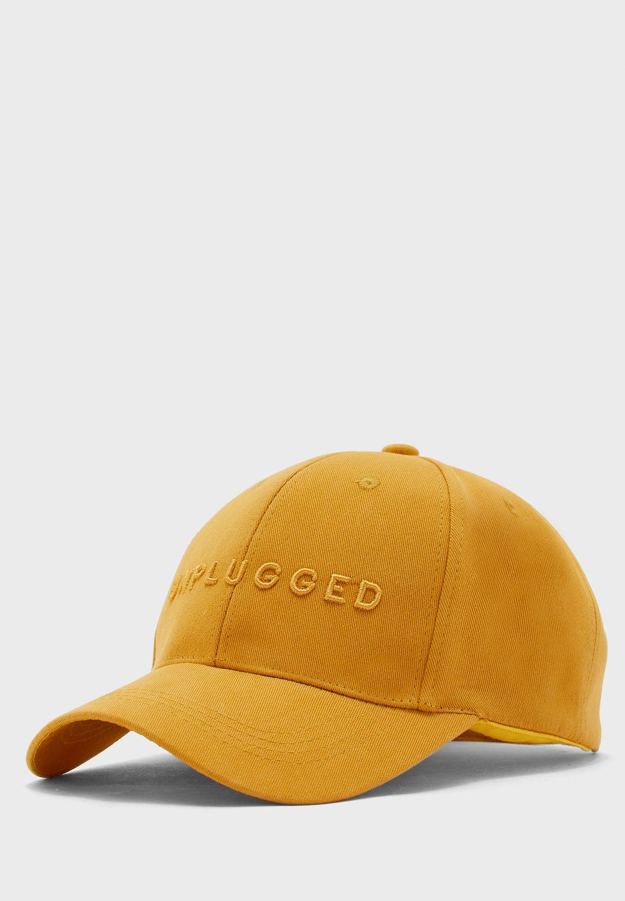 UNPLUGGED Cap