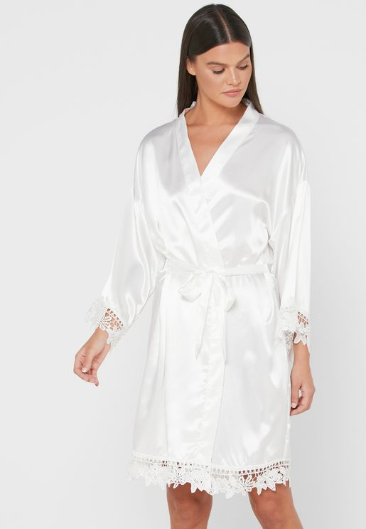 Belted Night Robe