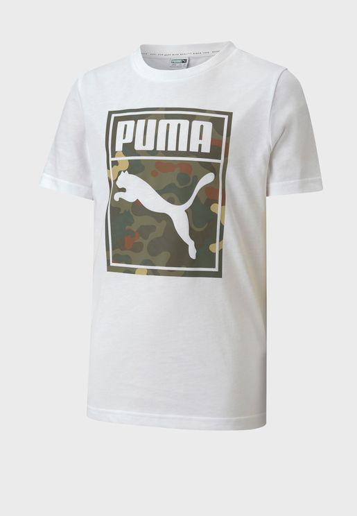 Kids Classics Graphic T-Shirt
