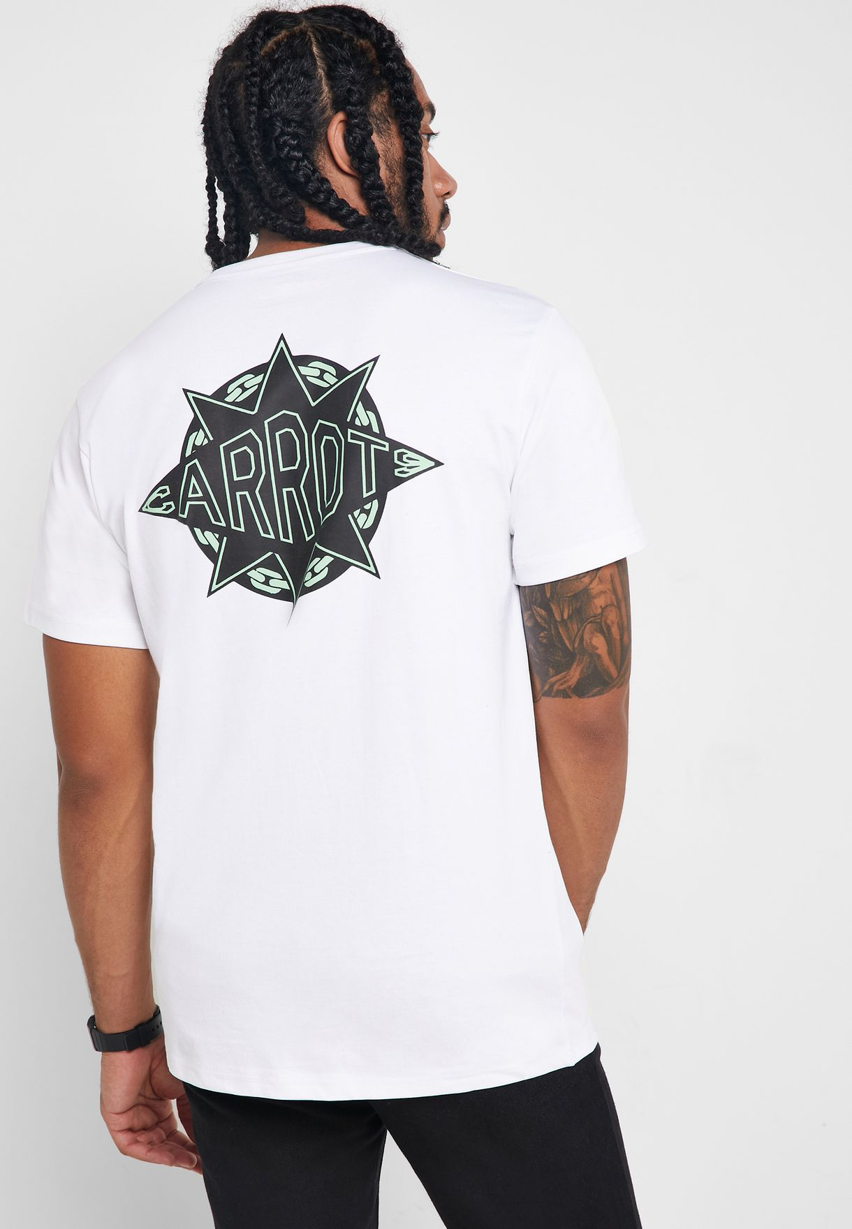Graphic Star T-Shirt