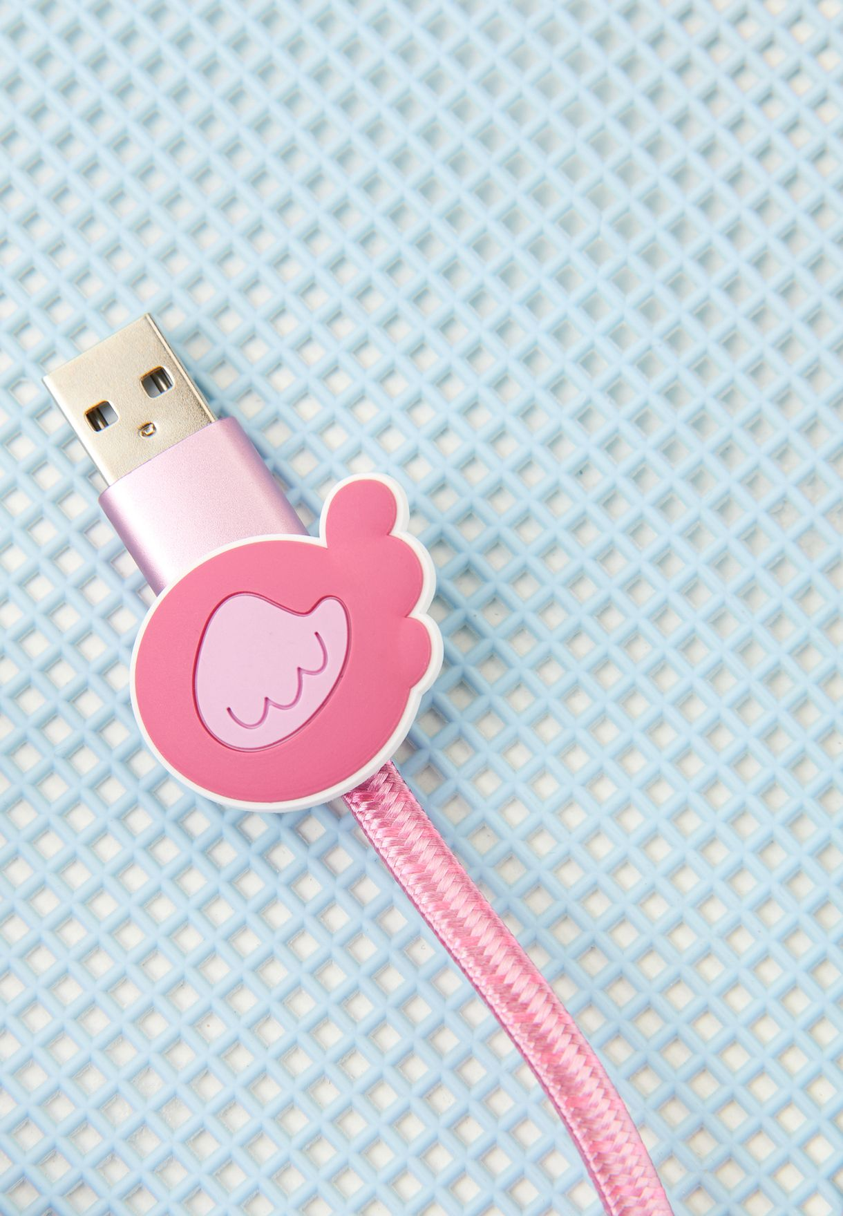 3-in-1 Flamingo Charging Cable