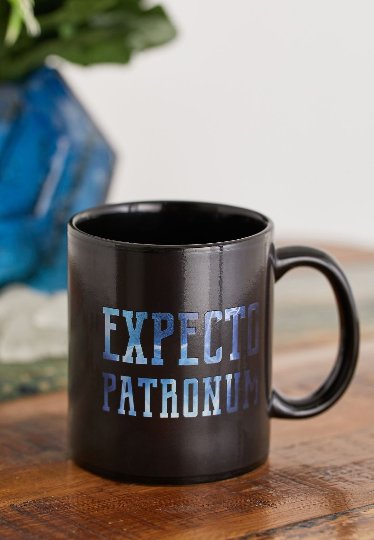 Harry Potter Expecto Patronum Heat Change Mug