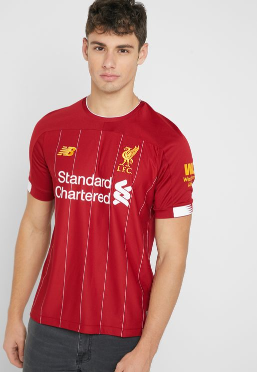 Liverpool FC 19/20 Home Jersey
