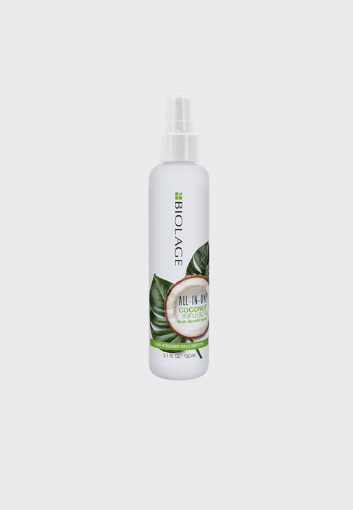All In One Coconut Infusion Multi Benefit Spray 15