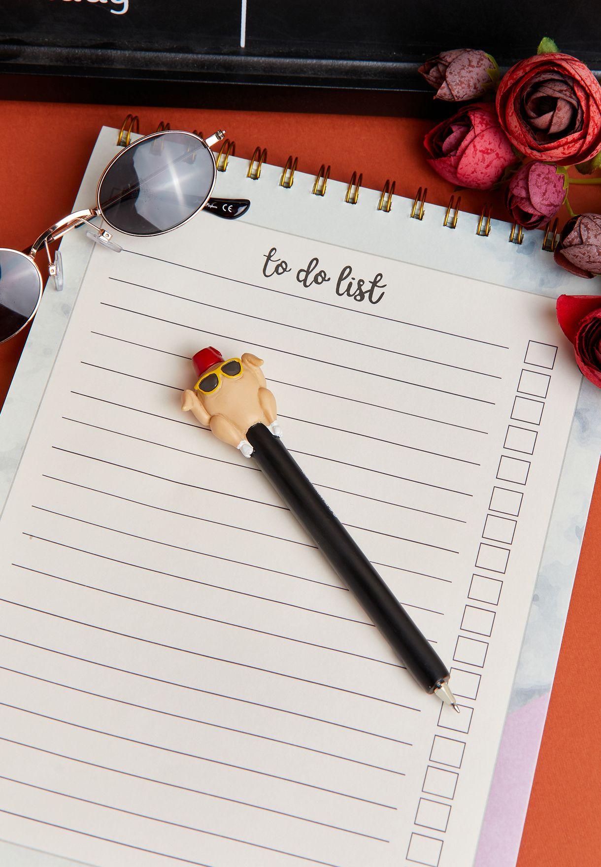 قلم مستوحى من فريندز