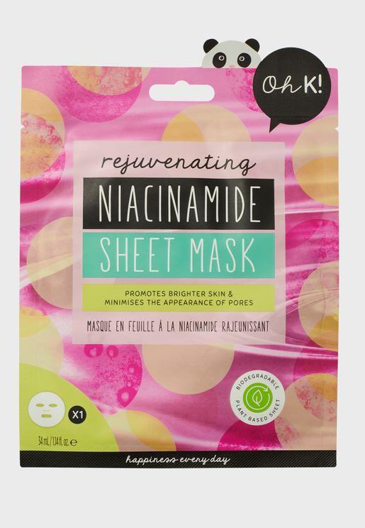 Niacinamide Mask