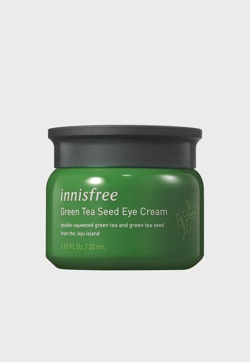 كريم بذور الشاي الاخضر لترطيب منطقة العين - 30 مل
