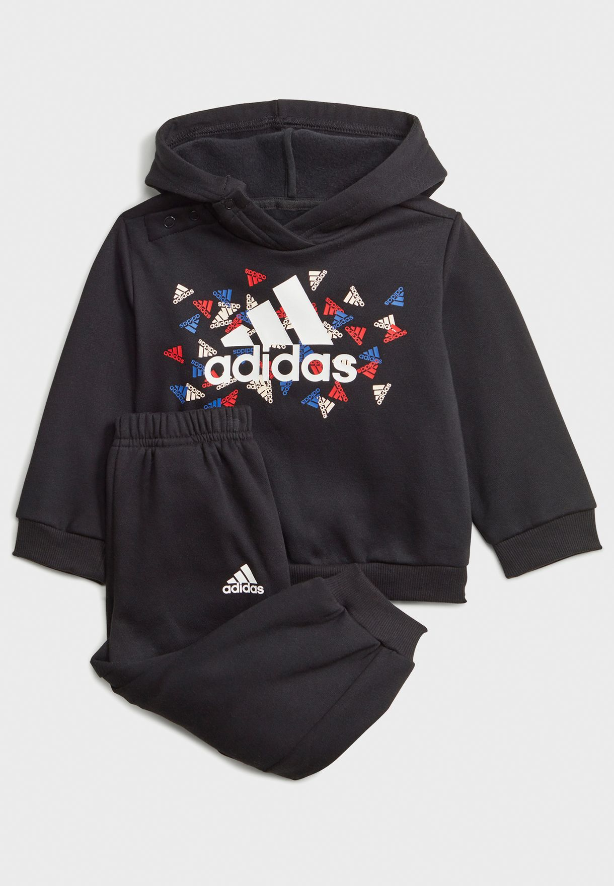 Infant Badge Of Sport Graphic Tracksuit