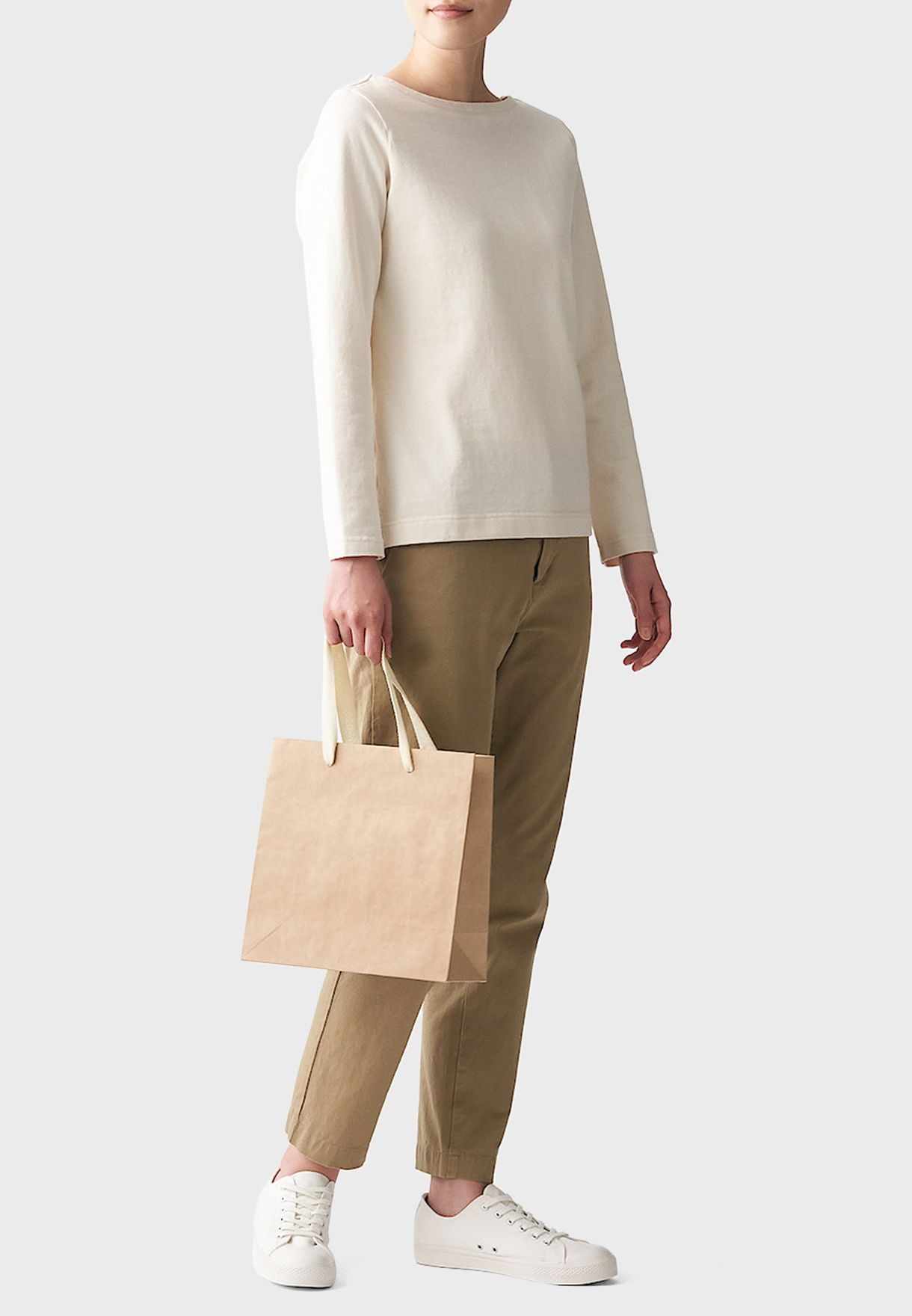 Medium Kraft Paper Bag