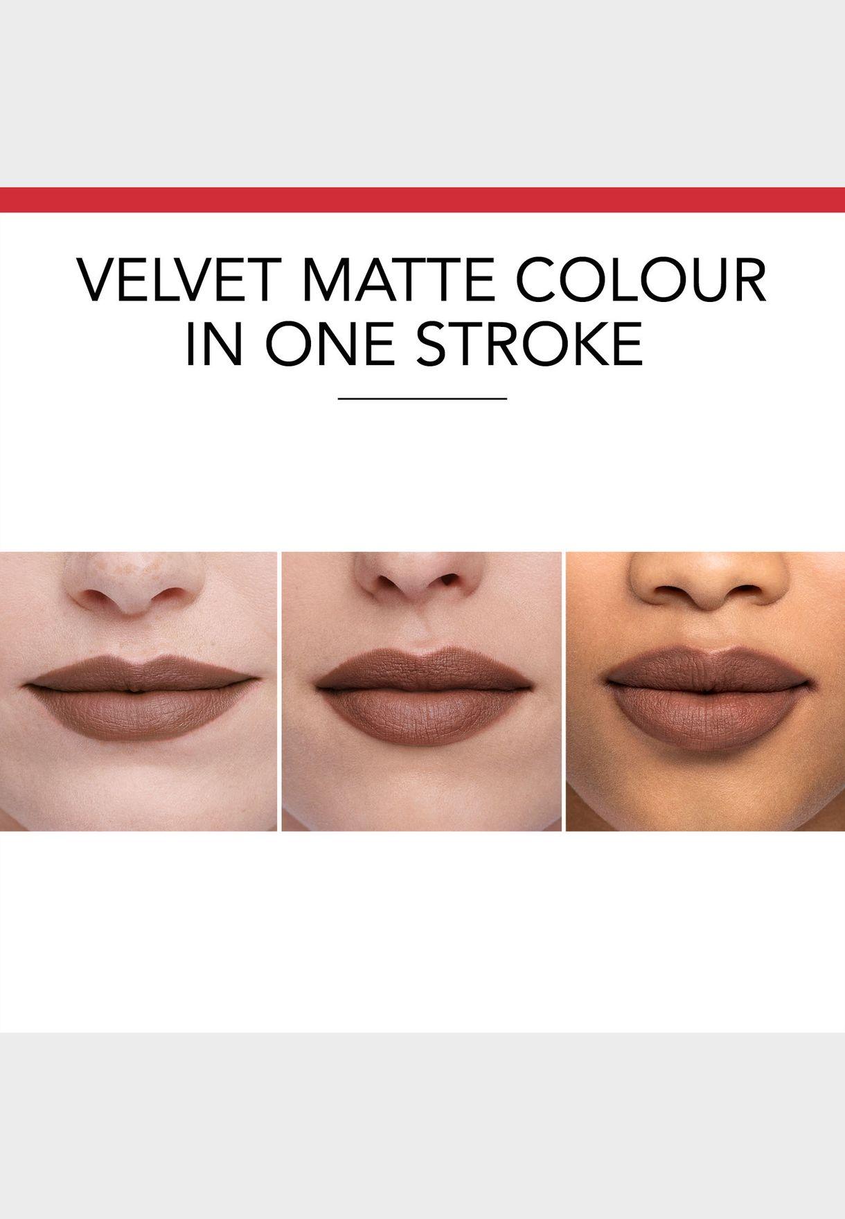Rouge Velvet The Lipstick 23 Taupe of Paris