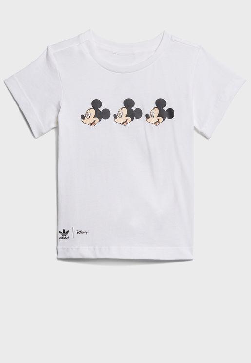 Infant Mickey & Friends T-Shirt