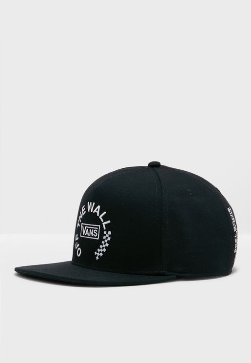 Off The Wall Distort Snapback