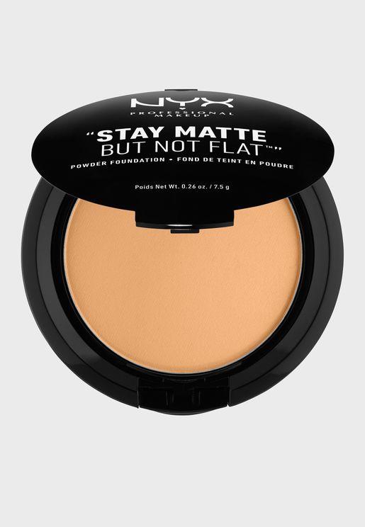 Stay Matte Powder Foundation- Fresh Beige