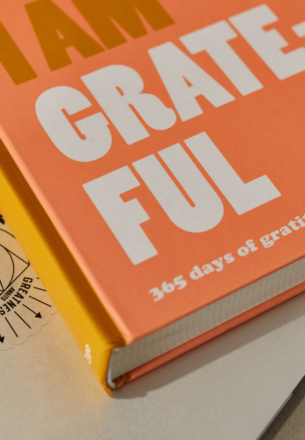 A5 I Am Grateful Notebook