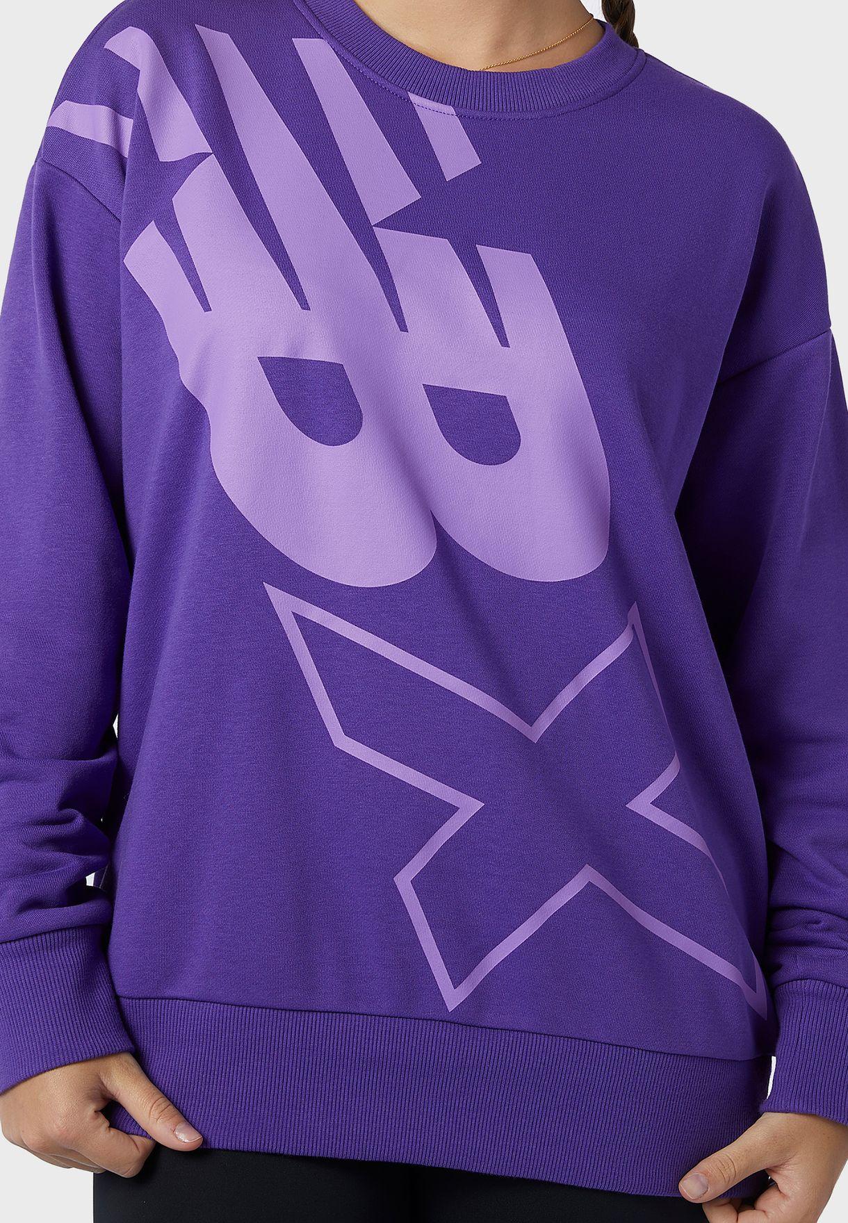 Essential Nbx Oversized Sweatshirt