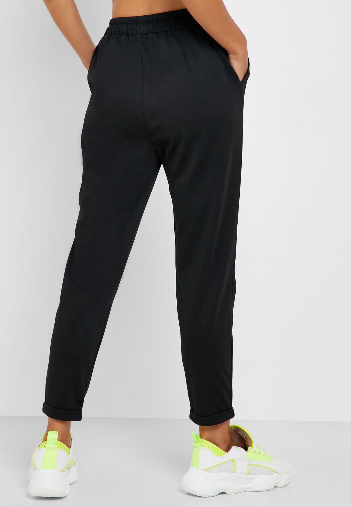 Pintuck Sweatpants