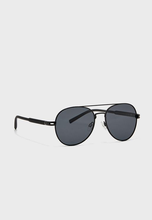 Polarized Lens Aviator Sunglasses