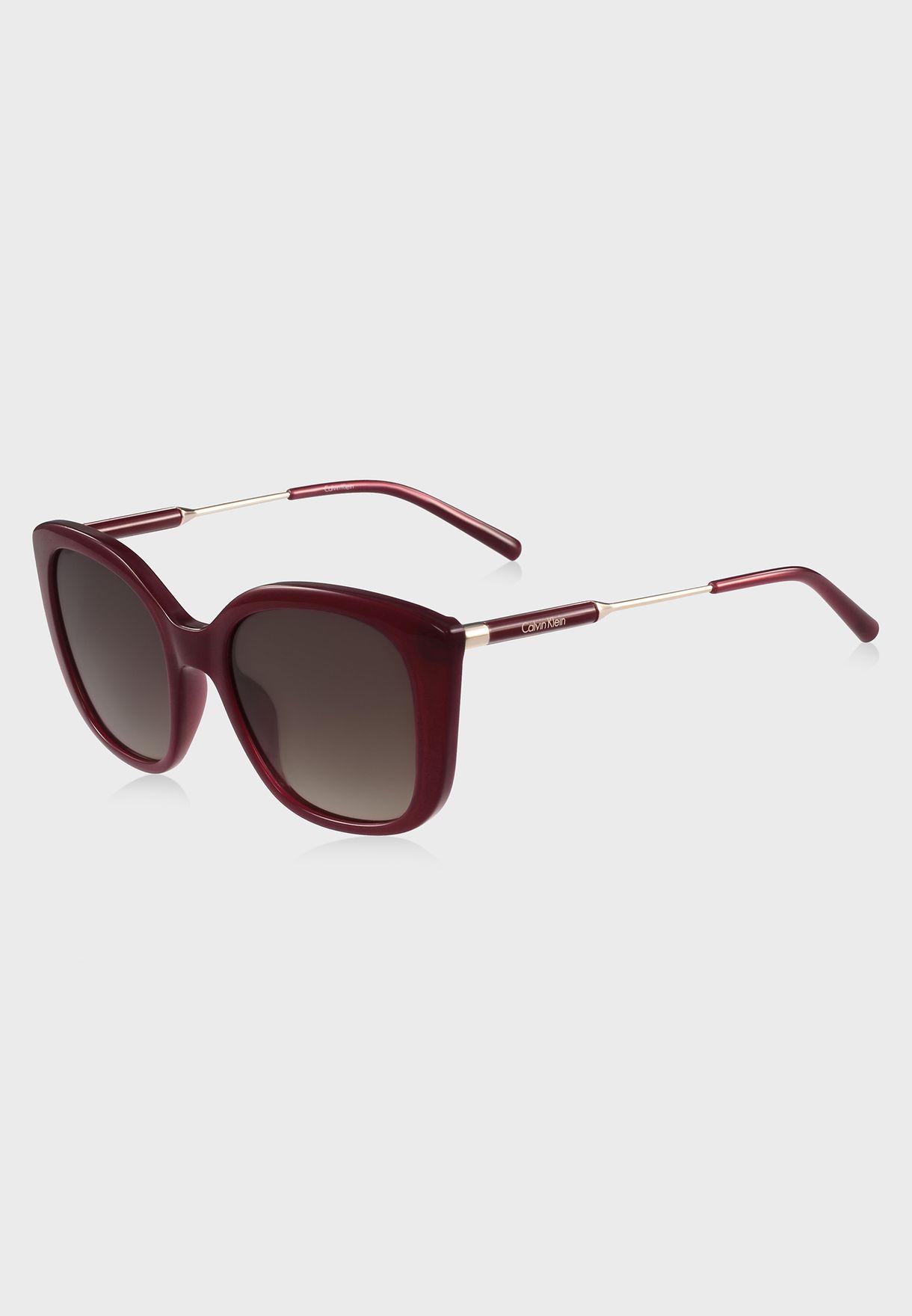 CK3200S Square Sunglasses