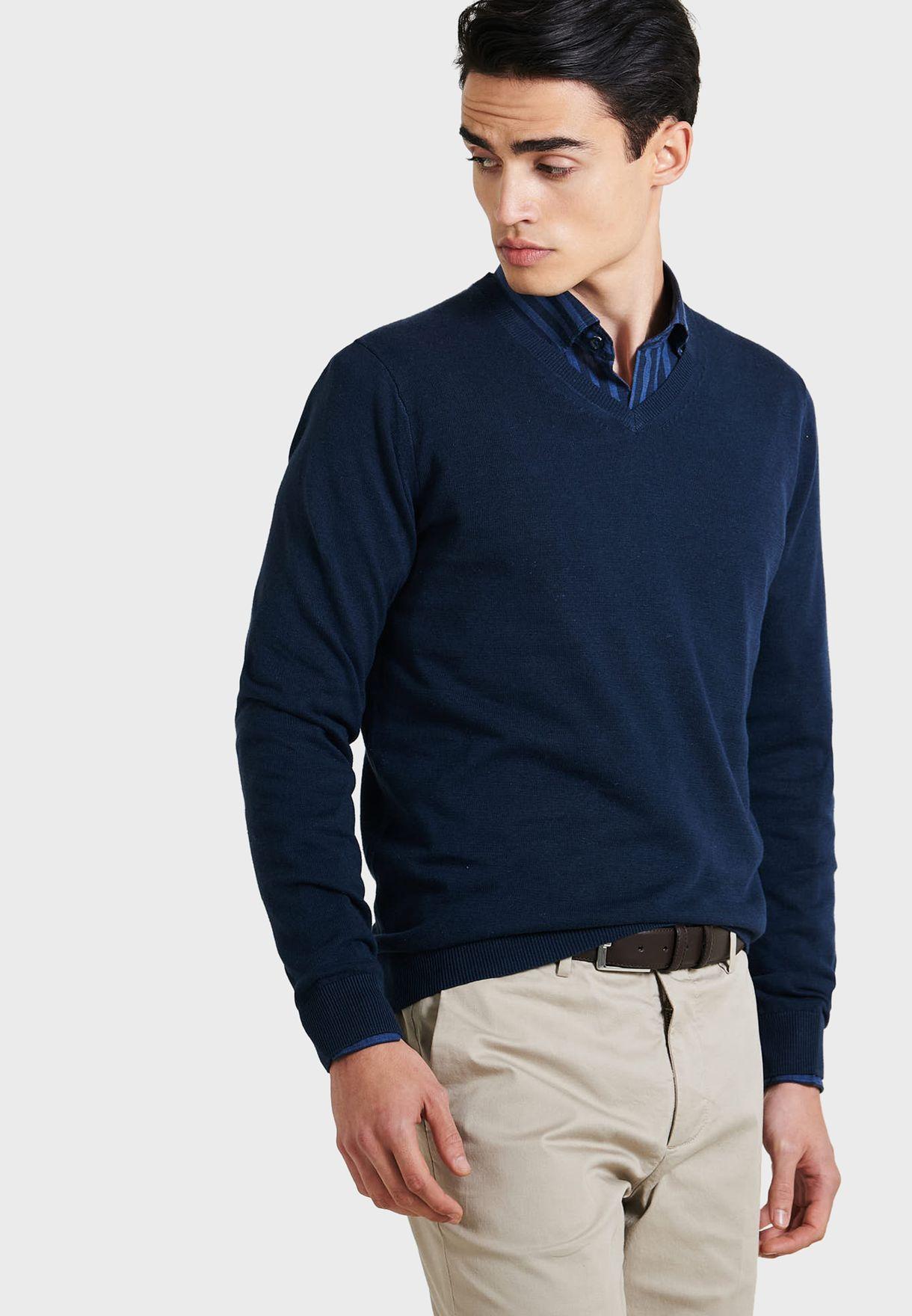 Essential Regular Fit Sweater