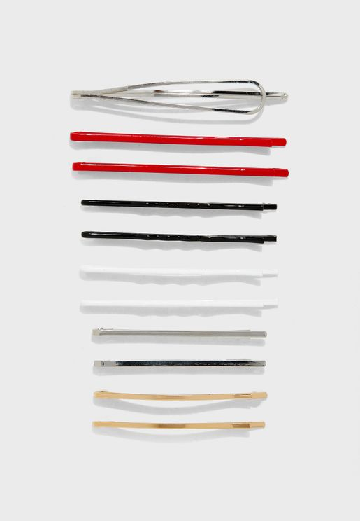 Multipack Corbery Hair Clips