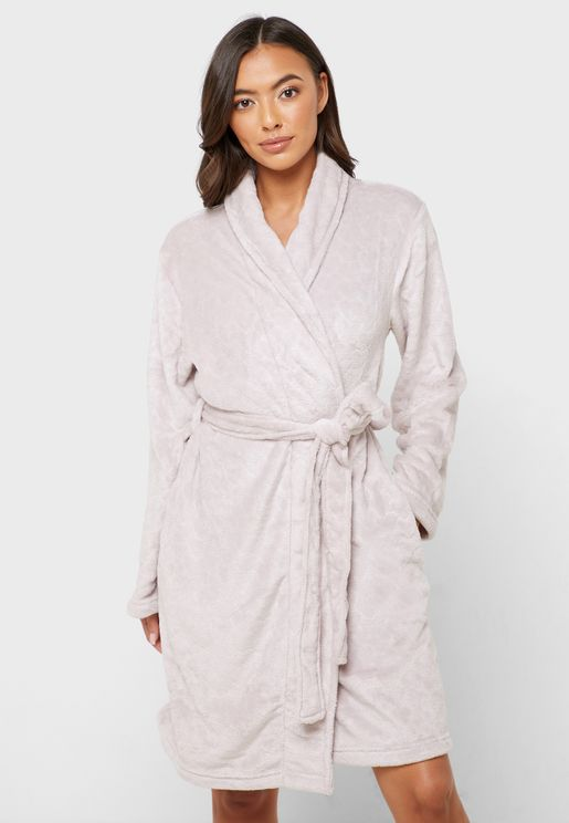 Belted Robe