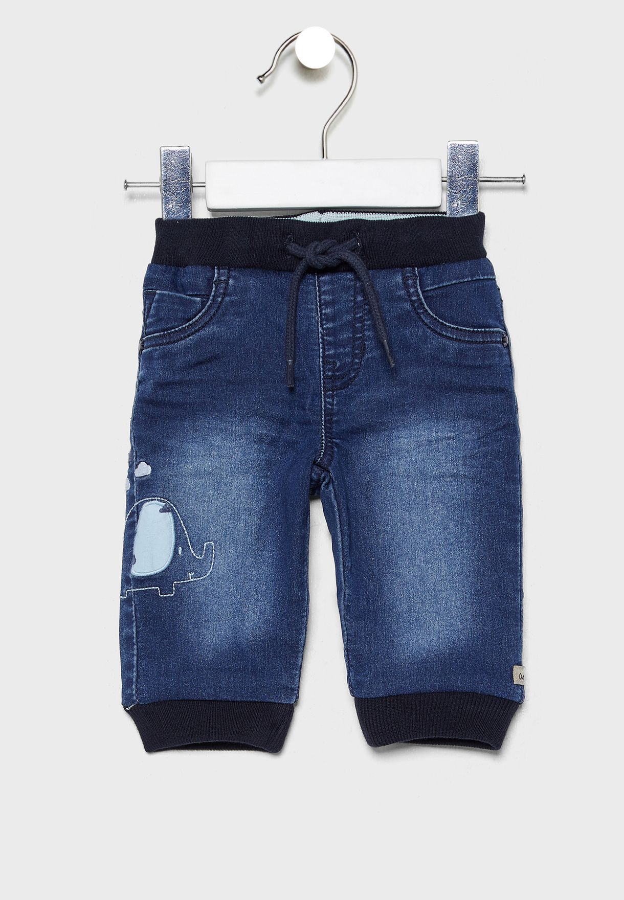 Infant Distressed-Ripped Jogg Jeans