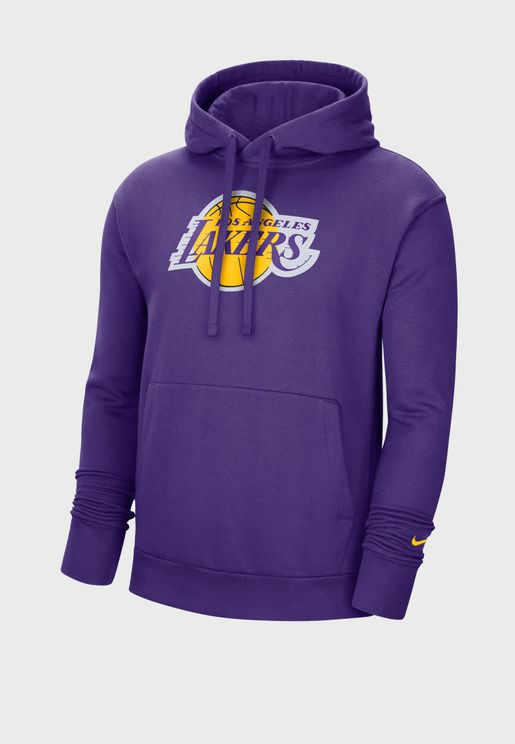 Los Angeles Lakers Logo Hoodie