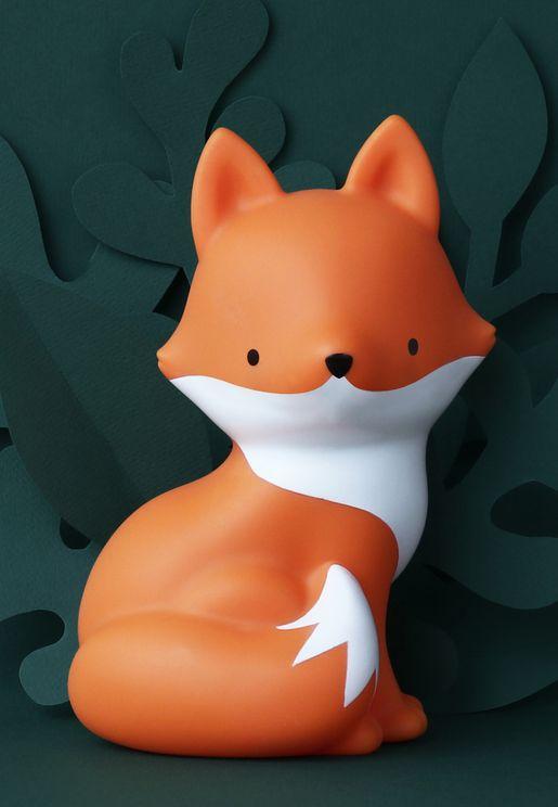 Little Light Fox Orange