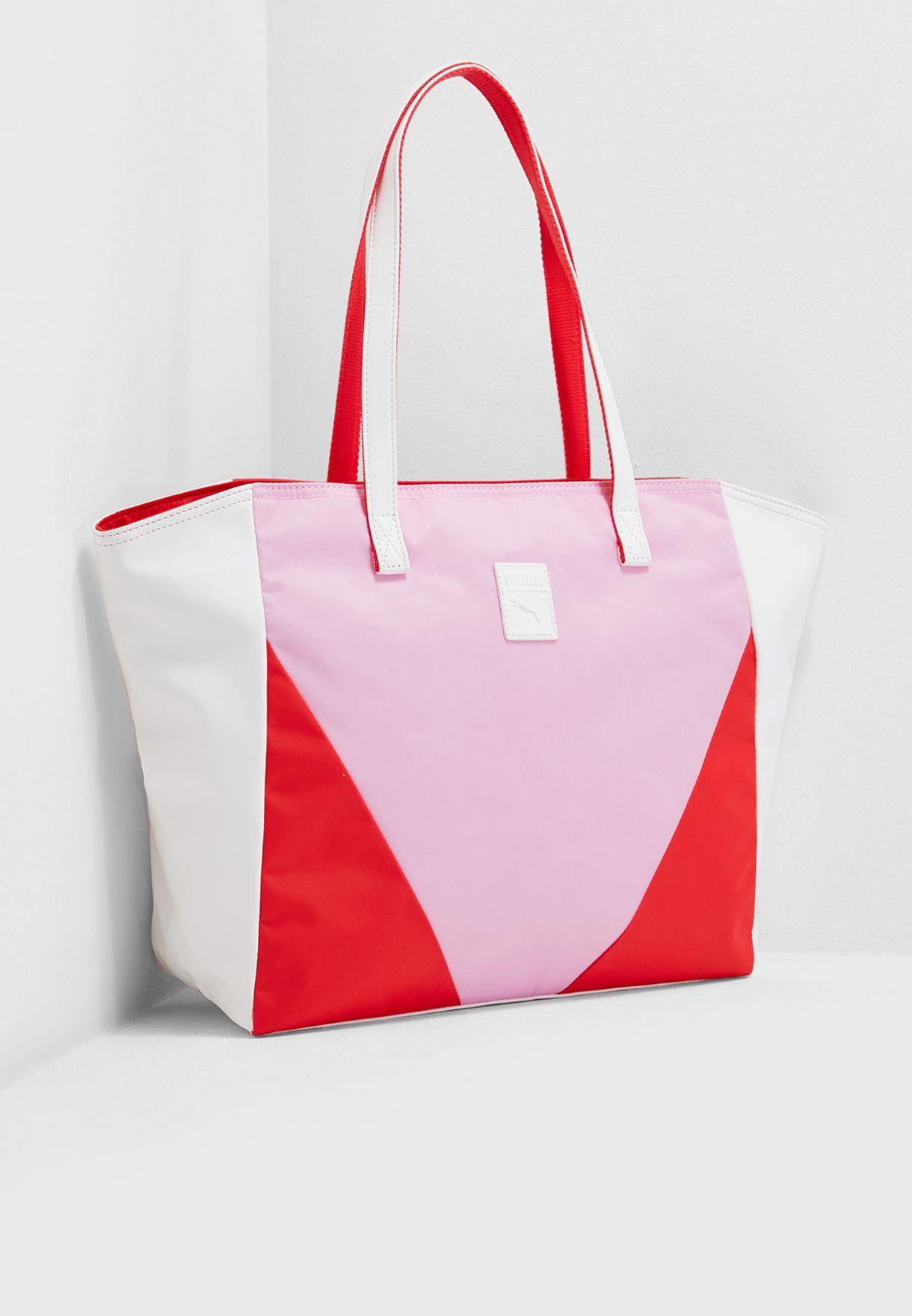 c6cf91e7f9 Shop PUMA multicolor Large Prime Time Shopper 7578801 for Women in ...