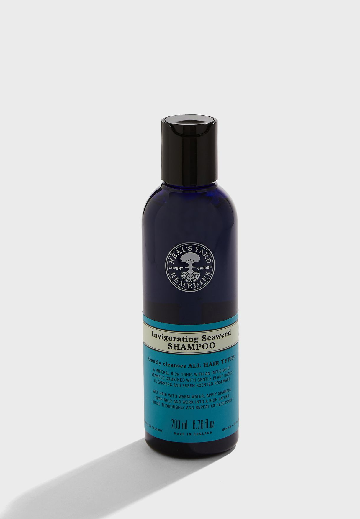 Seaweed Mineral Shampoo, 200Ml